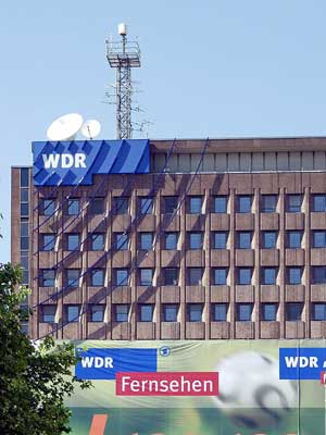 WDR-Archivhaus in Köln, Foto: © Raimond Spekking / CC-BY-SA-4.0 (via Wikimedia Commons)